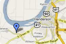 Henderson Location Map